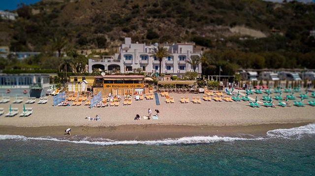 Special Thanks to Luca Ricci #ischia #maronti #ristoranteida #aerial #mavikpro #drone