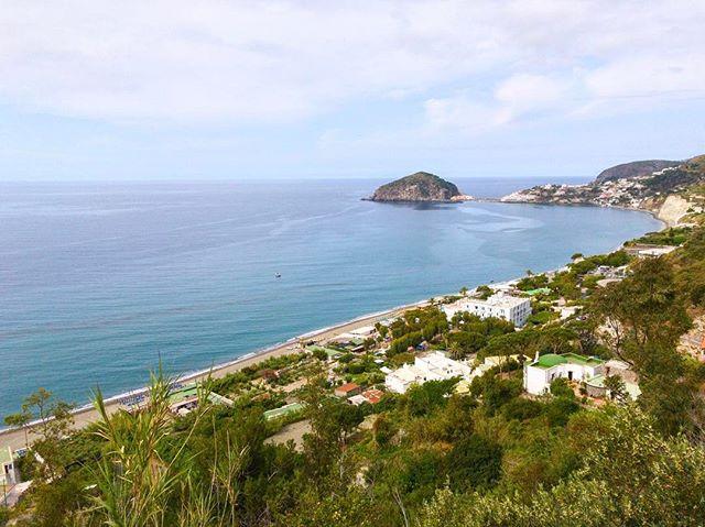 Buona giornata a tutti! #ristoranteida #maronti #ischia #summer #2017 #spiaggiadeimaronti