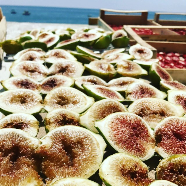 E come vuole la tradizione ... e fic secc #ischia #food #maronti #ristoranteida #spiaggiadeimaronti #quandocevocevo #nondovetecapire