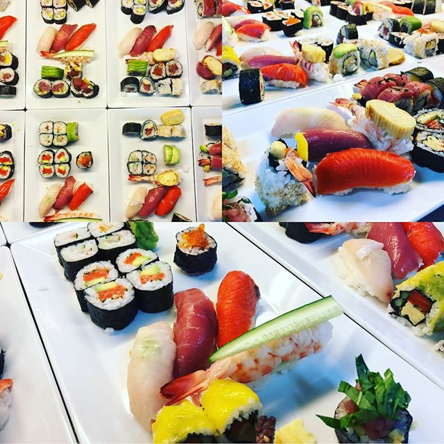 Ristorante IDA + Petrelle = SUSHI #ischia #food #maronti #sushi #ristoranteida #spiaggiadeimaronti