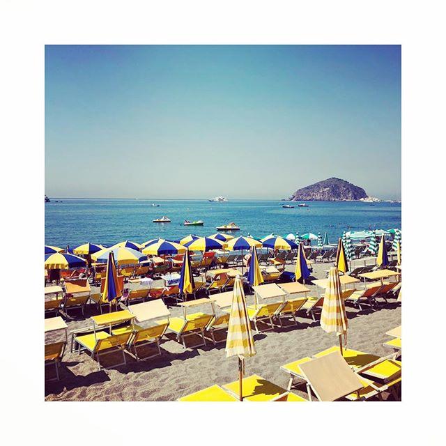 Summer 2018 #beach #maronti #ristoranteida #sea #sun #igersitalia #instagood #food #fish #relax