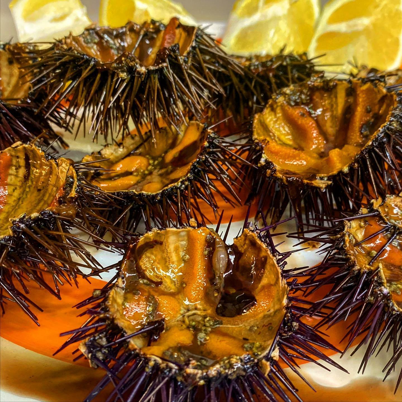 #riccidimare •••#crudo #ristoranteida #marontibeach #foodporn #foodlover #foodstagram